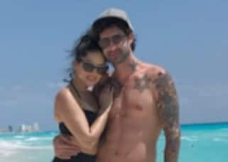Sunny Leone and Daniel Weber are on a PDA fest on the sunkissed beaches of Mexico