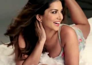 Sunny Leone flaunts bare legs during shoot