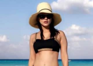 Sunny Leone looks blistering hot in her beach holiday pictures – check them out