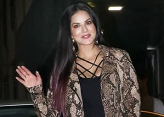 Sunny Leone spotted with husband Daniel Weber in Bandra – see photos