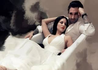 Sunny Leone's bathtub pictures with Daniel Weber is something you cannot miss