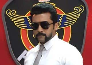 Suriya in a still from 'S3'
