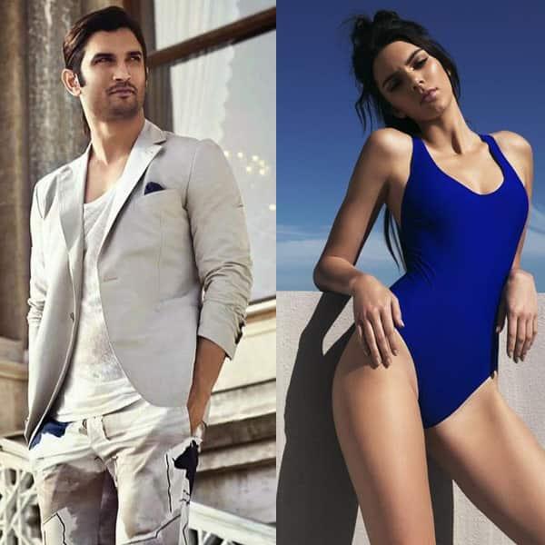Sushant Singh Rajput And Kendall Jenner's Secretive Photo