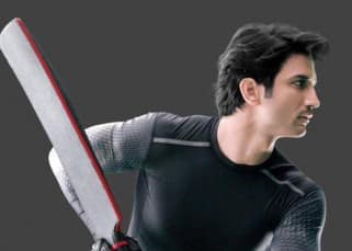 Sushant Singh Rajput's sporty look for new TVC Ad