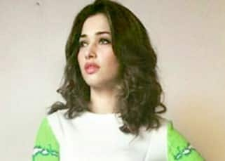 Tamannaah Bhatia promotes 'Bengal Tiger' movie