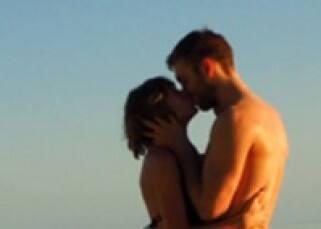 Taylor Swift in a romantic mode with boyfriend Calvin Harris