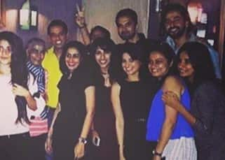 Team of 'Balika Vadhu' snapped during party