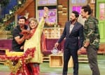 The Kapil Sharma Show: Birthday boy Ali Asgar celebrates birthday on the sets with Sunny, Bobby, Shreyas and Kapil, see pics!
