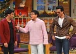 The Kapil Sharma Show: Jackie Chan has a gala time while promoting Kung Fu Yoga with his co-stars on the show