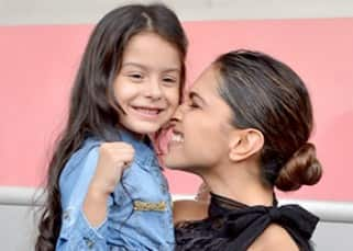 These pics of Deepika Padukone embracing her little fan make it difficult to decide who is cuter!