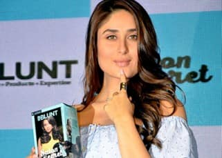 These pictures of Kareena Kapoor Khan at a recent event prove that she'll be a very protective mother!
