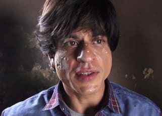 This is how 50 years old Shah Rukh Khan transformed to 25 years old Gaurav in 'Fan'!