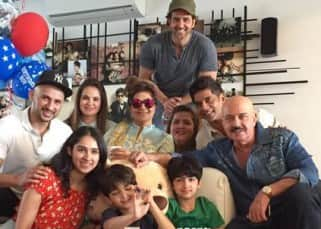 This is how Hrithik Roshan and Suzanne Khan celebrated Hreehan's birthday week