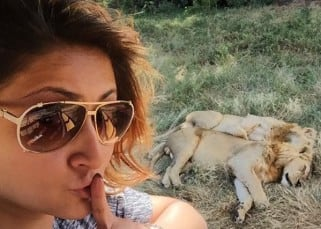 This is where 'Kasauti Zindagi Ki' actress Urvashi Dholakia is chilling right now!
