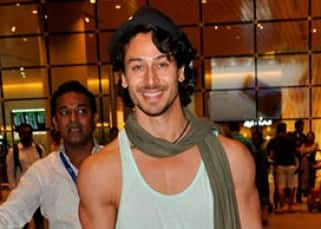 Tiger Shroff arrived at Mumbai airport with rumored girlfriend Disha Patani after vacation?