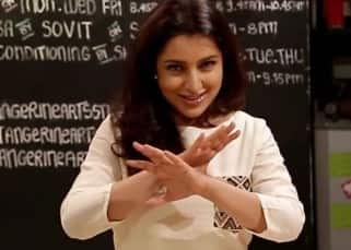 Tisca Chopra's views on casting couch