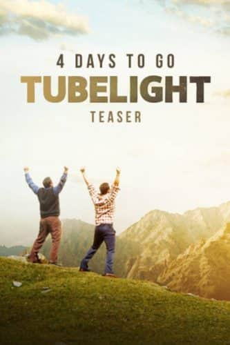 Tubelight First Look Photos