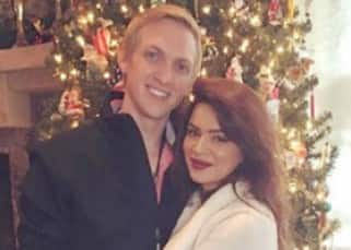 TV actress Aashka Goradia gets engaged to her American boyfriend Brent G