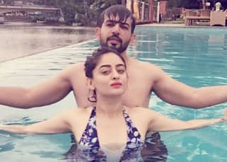 TV actress Mahhi Vij and Jay Bhanushali shut divorce rumors by posting these jaw-dropping vacation pics on Instagram