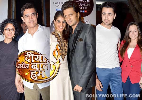 TV Quiz results: Ranbir Kapoor-Katrina Kaif, Aamir Khan-Kiran Rao suit which telly title?