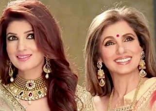 Twinkle Khanna Personal Photos