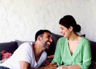 Twinkle Khanna celebrates 15 years of her marriage with  Akshay Kumar