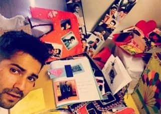 Varun Dhawan Personal Photos