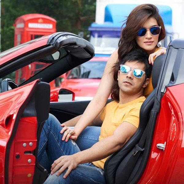 Hot Jodi : Shraddha Kapoor & Varun Dhawan On Filmfare