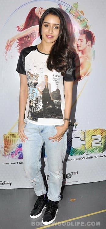 Varun Dhawan, Shraddha Kapoor and Remo D'Souza promote ABCD 2- view pics!