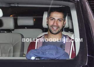 Varun Dhawan snapped at Karan Johar's office, was it about Shuddhi?