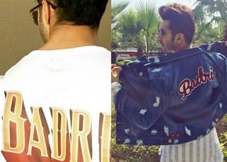 Varun Dhawan to Sonakshi Sinha: Celebs who 'wore' their films on their sleeves