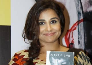 Vidya Balan launches Piyush Jha's book 'Rakshas India's No 1 Serial Killer'