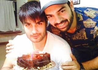Vivian Dsena gets a birthday surprise on sets of 'Shakti Astitva Ke Ehsaan Ki'!