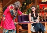 Was Alia Bhatt unhappy on the sets of The Kapil Sharma Show? - see pics