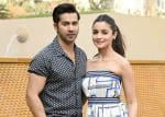 Was Varun Dhawan unhappy during the recent round of promotions for Badrinath ki Dulhania?