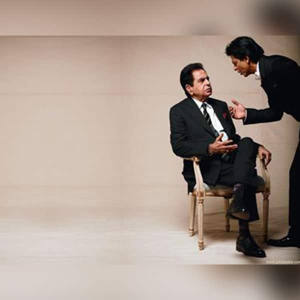 We want to know the piece of advice shared between Shah Rukh Khan and Dilip Kumar
