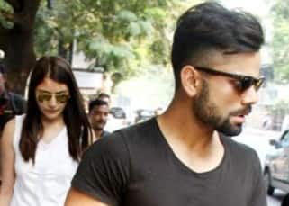 When Anushka and Virat were spotted on a lunch date