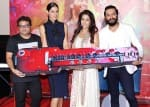 When Riteish Deshmukh and Nargis Fakhri played instruments during 'Banjo' trailer launch!