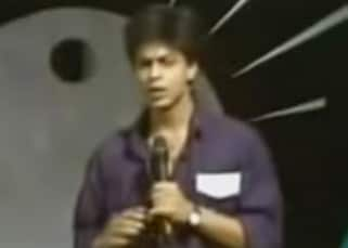 When young Shah Rukh Khan hosted a musical show for DoorDarshan!