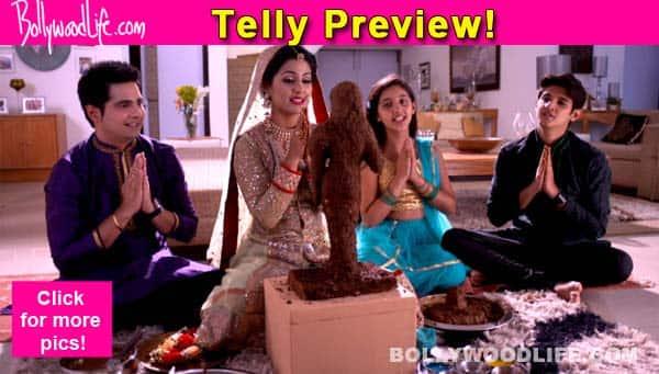 Yeh Rishta Kya Kehlata Hai's Akshara and Naitik celebrate Gangaur - view pics!
