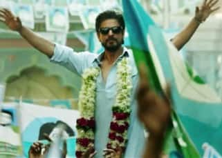 Yuvraj Singh and Mahendra Singh Dhoni hit tons: Shah Rukh Khan reacts in a 'Raees' way