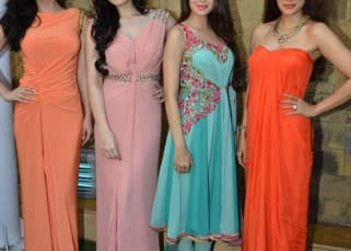 Zarine Khan, Shazahn Padamsee, Vidya Malvade and Kristina Akheeva strut in the Spring Summer Edition