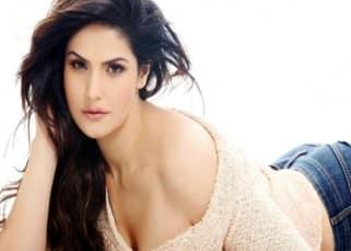 Zarine Khan's hot photo shoot for FHM magazine