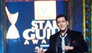 What kept Salman Khan away from hosting awards shows?