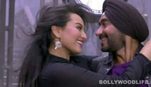 SON OF SARDAAR Raja rani song: Sonakshi Sinha is Ajay Devgn's Madhubala