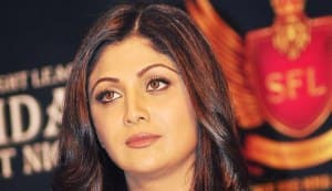 Why is Shilpa Shetty so confused on International Women's Day?