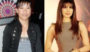 Can Priyanka Chopra look like Mary Kom?