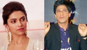 Why did Deepika Padukone get miffed with Shahrukh Khan?