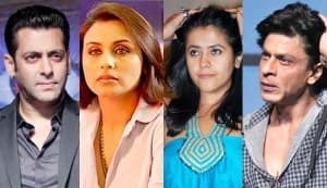 Salman Khan, Rani Mukerji, Shahrukh Khan, Ekta Kapoor: Who needs anger management lessons?