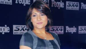 Why did traffic police question Urvashi Dholakia?